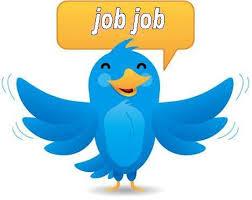 Twitter jobs