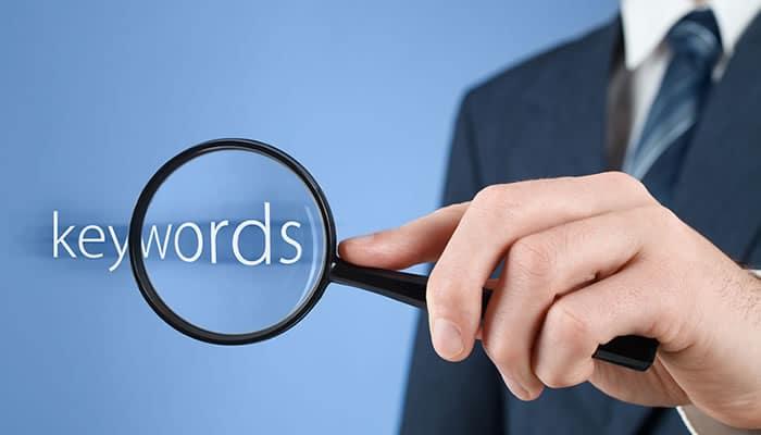 ¿Sabes cuáles son tus palabras clave para buscar trabajo?