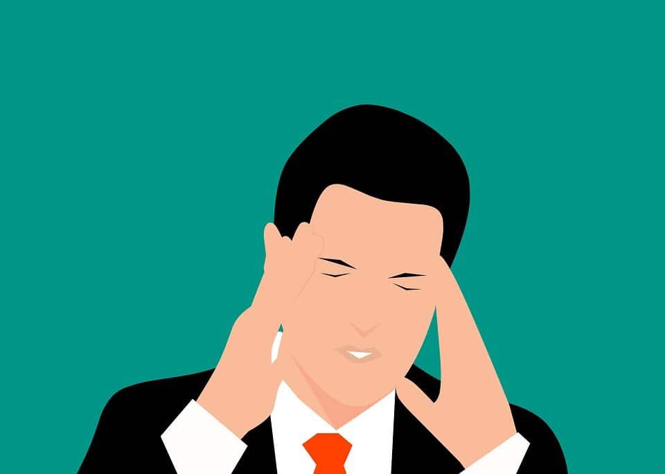 Estrés en la búsqueda de empleo
