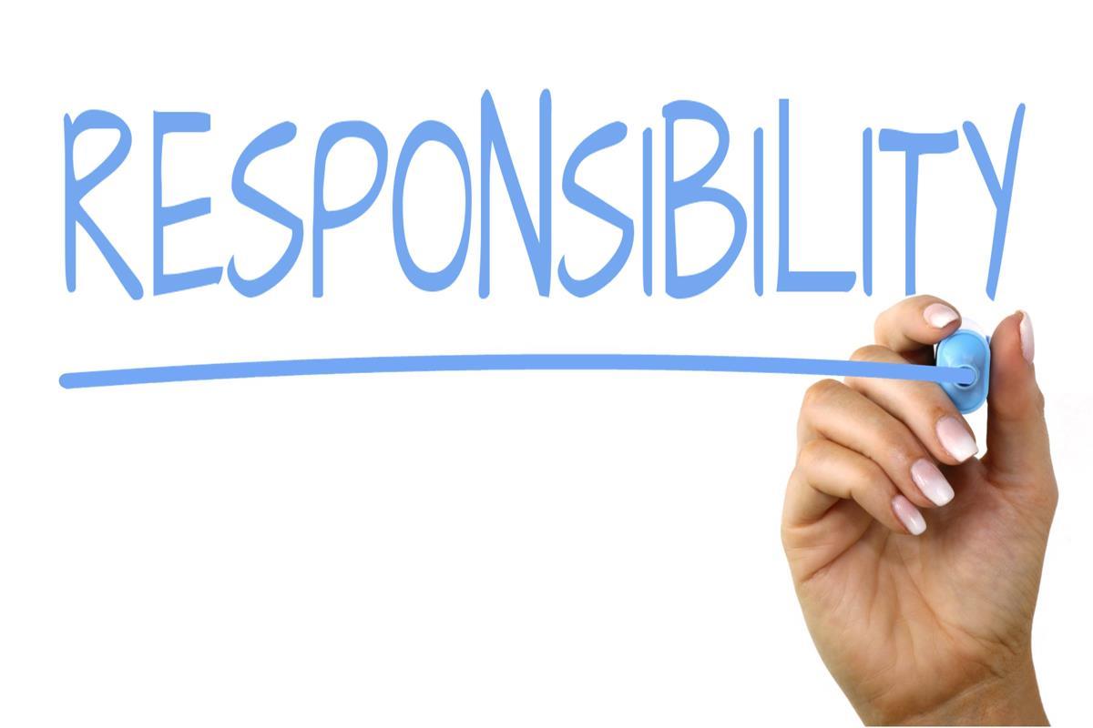 La responsabilidad en el trabajo