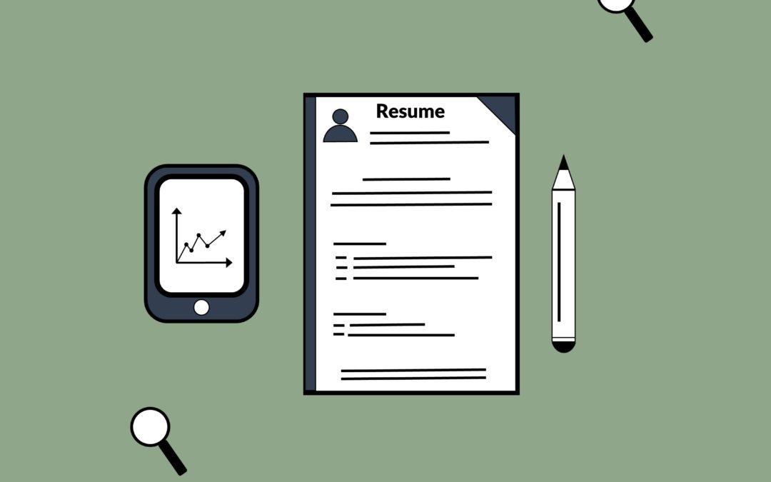 10 Errores habituales del currículum