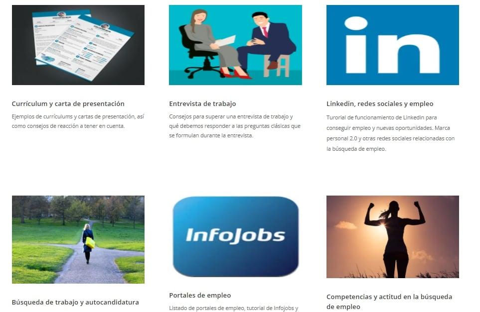 ¿Qué podéis encontrar en el blog de elcandidatoidoneo.com?